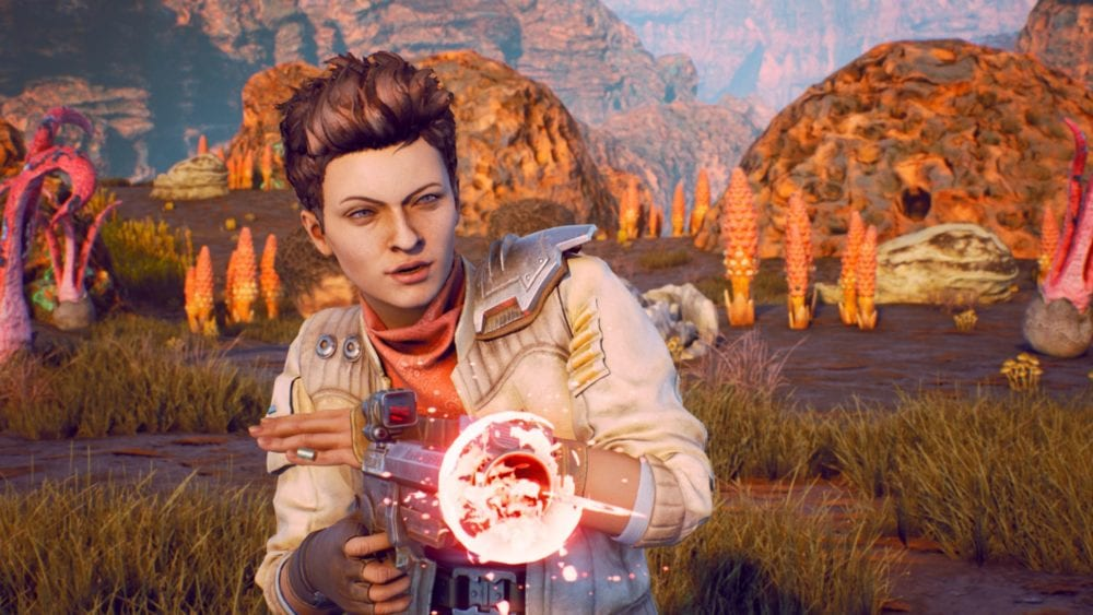 the outer worlds, nintendo switch, trailer