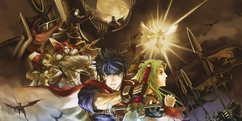 fire emblem, path of radiance, ike, best story, gamecube