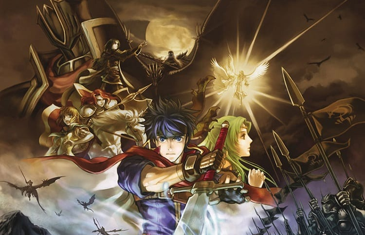 The Best Fire Emblem Story Is Still Trapped on the GameCube