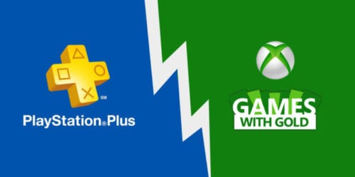 ps plus, xbox games with gold, free games