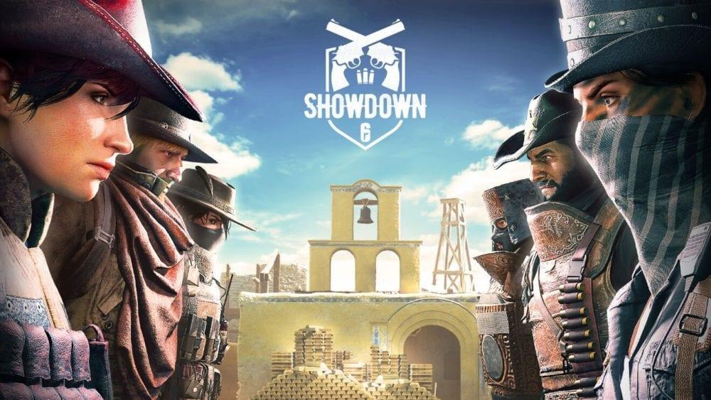 rainbow six siege showdown event
