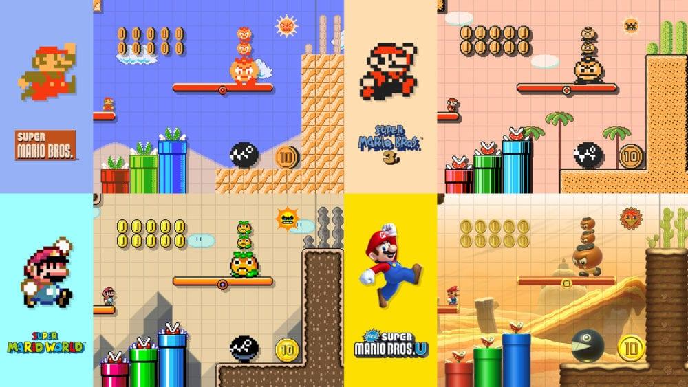 Super Mario Maker 2: New Notifications Raises Course Uploads To 64