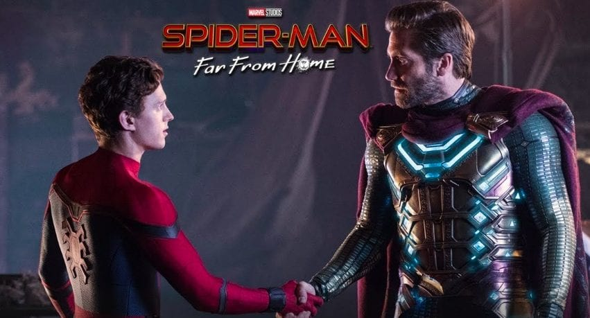 spider-man far from home, post-credits scenes explained