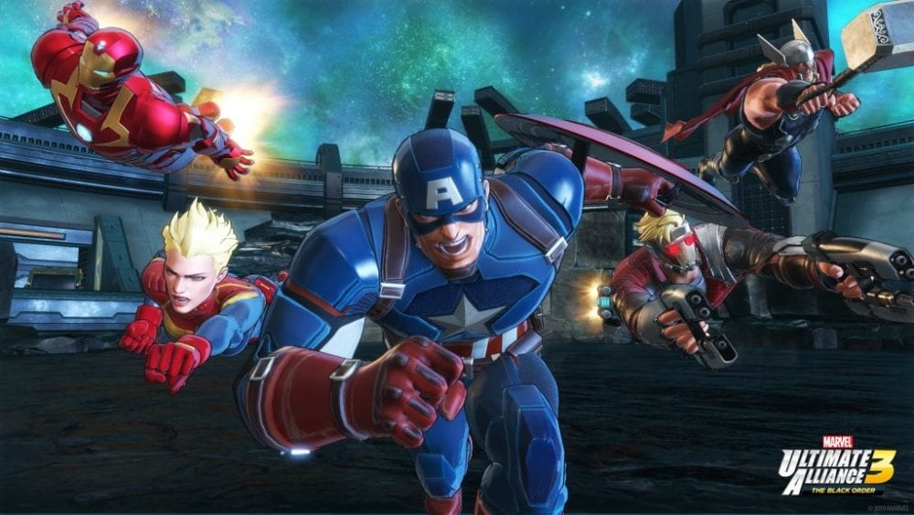 marvel ultimate alliance 3, stagger, how to, fast