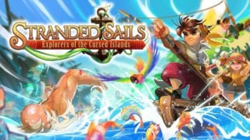 stranded sails, explorers of the cursed islands, ps4, xbox