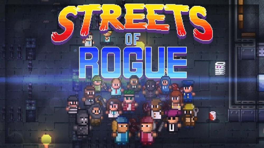 streets of rogue, how to save