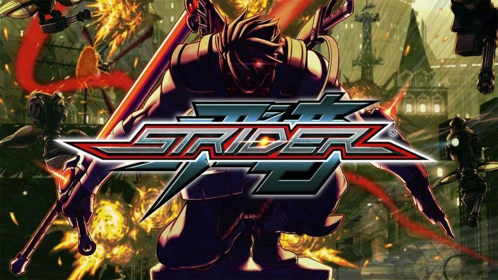 Sony Capcom Flash Sale - Strider