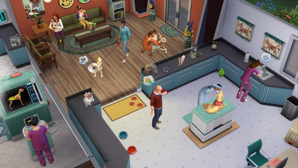The Sims 4, All Vet Clinic Cheats