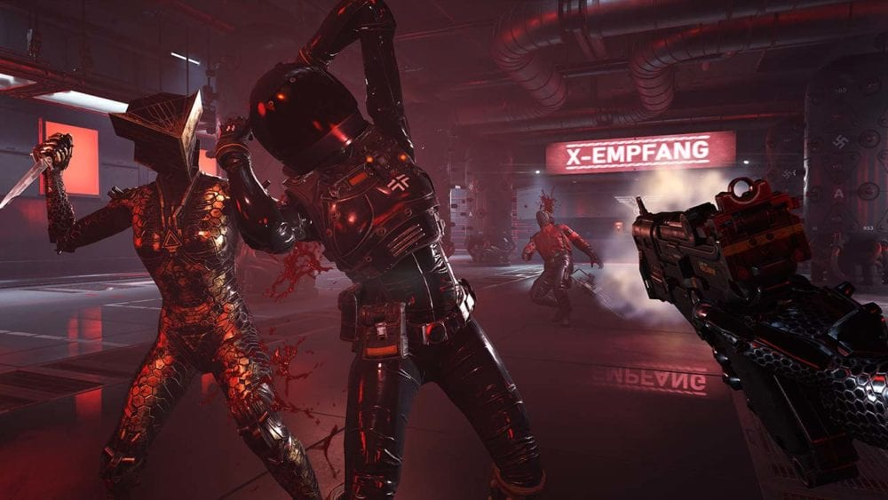 wolfenstein youngblood, how to, change weapons