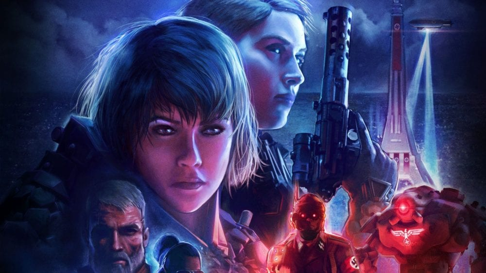 wolfenstein youngblood, return to, get back to, catacombs
