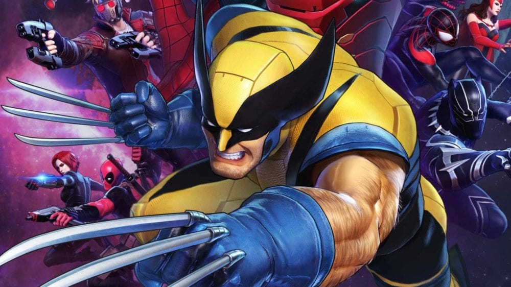 marvel ultimate alliance 3, preview, hand-on, combat