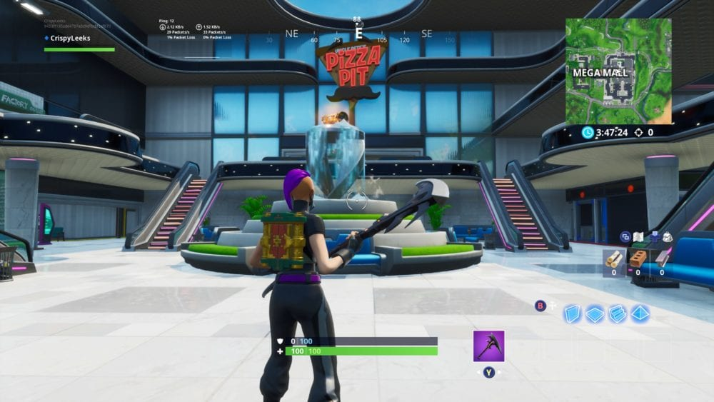 Fortnite Ping Issue