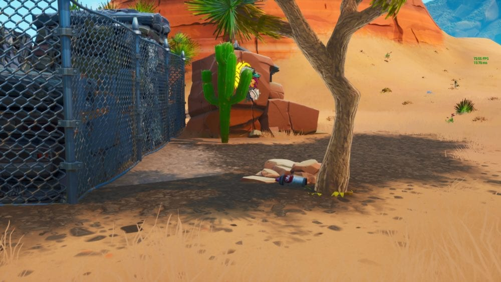 Fortnite Lost Spray Can Locations: Where to Find All Lost ...
