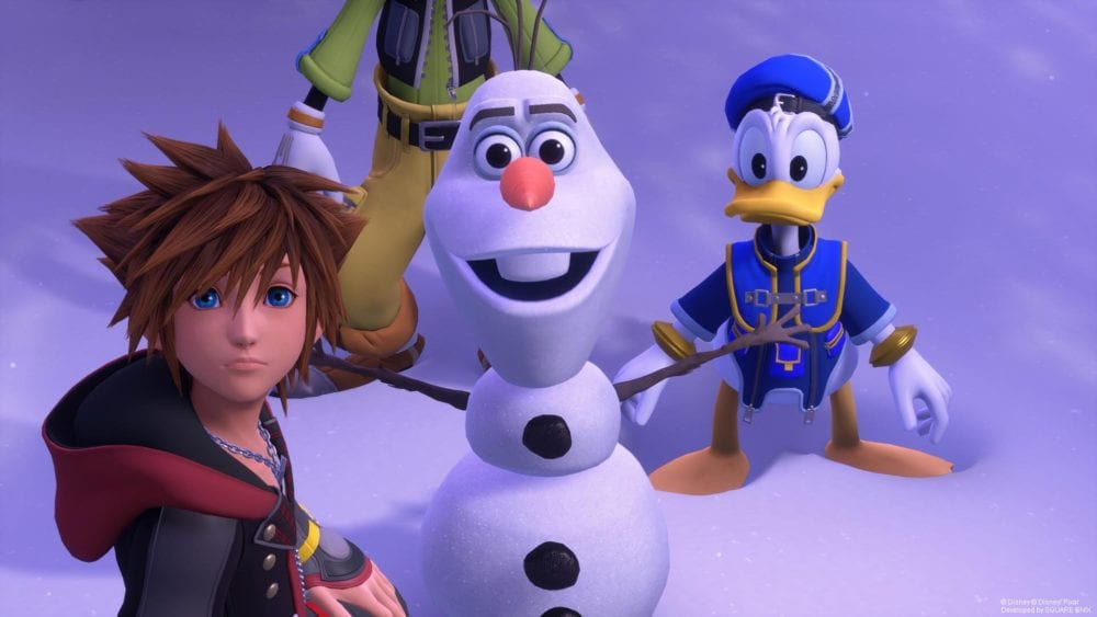All of Kingdom Hearts Is Currently on Sale in the PlayStation Store