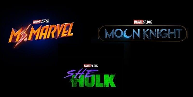 D23, Disney+, Marvel, Ms. Marvel, Moon Knight, She-Hulk