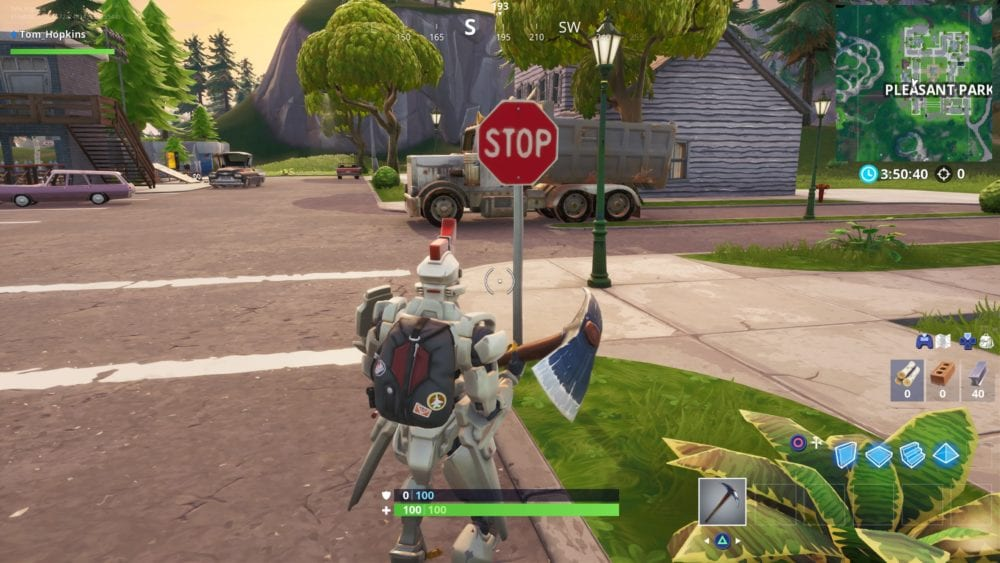 Fortnite Stop Sign Locations: Where to Destroy Stop Signs ...