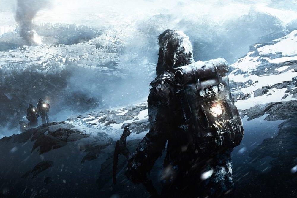 Frostpunk console release date trailer