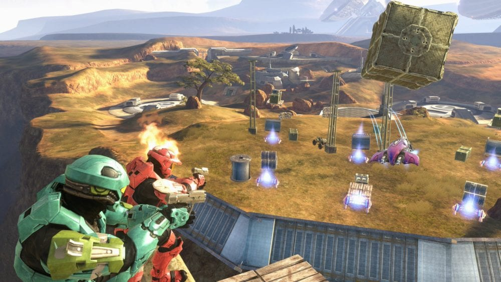 halo, master chief collection, map