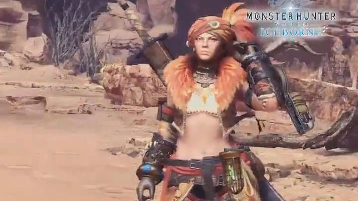 Monster Hunter World Iceborne Reveals Kulu Ya Ku Master Rank