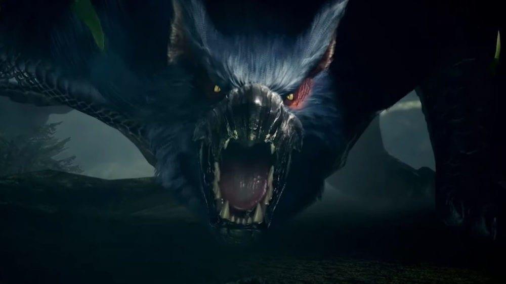 Monster Hunter World Nargacuga