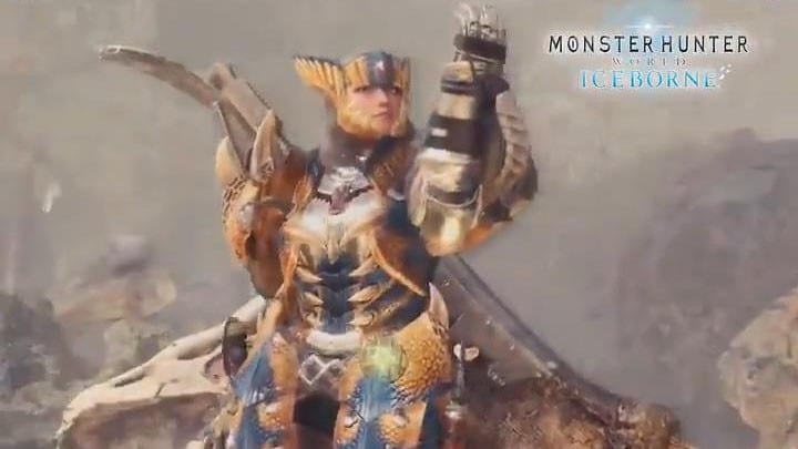 Monster Hunter World Tigrex