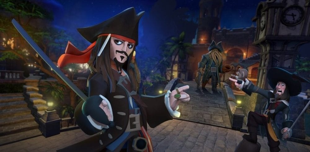Disney's Next Game Needs to Be Based on Pirates of the Caribbean