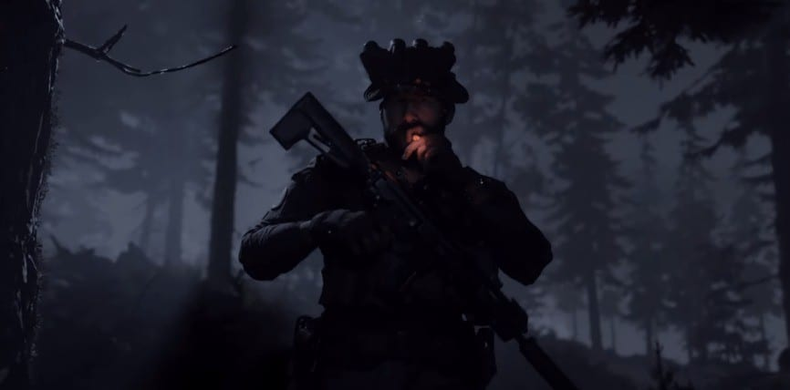 Call of Duty: Modern Warfare Dark Edition Revealed, Will Include Actual Night Vision Goggles