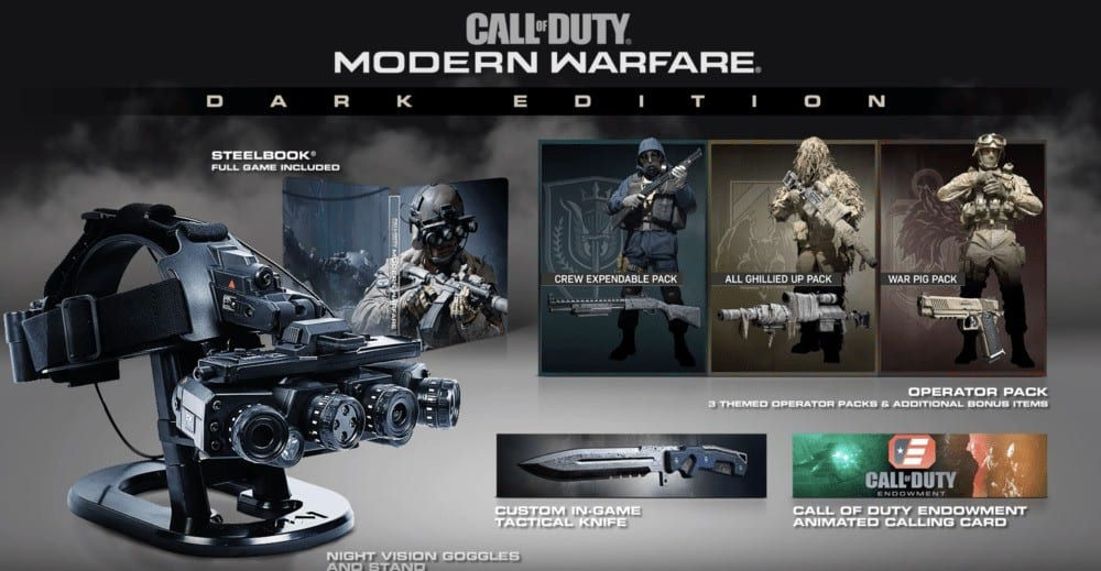 Call of Duty: Modern Warfare multiplayer reveal trailer, beta dates announced