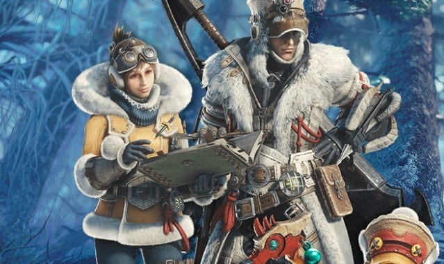 monster hunter world iceborne, how to change layered armor