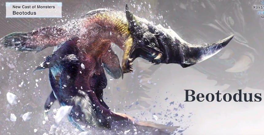 how to beat beotodus, iceborne