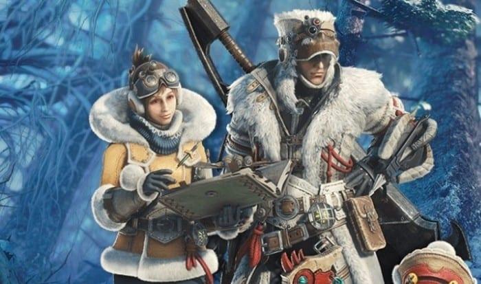 monster hunter world iceborne expansion