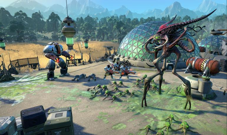 age of wonders planetfall, co-op multiplayer