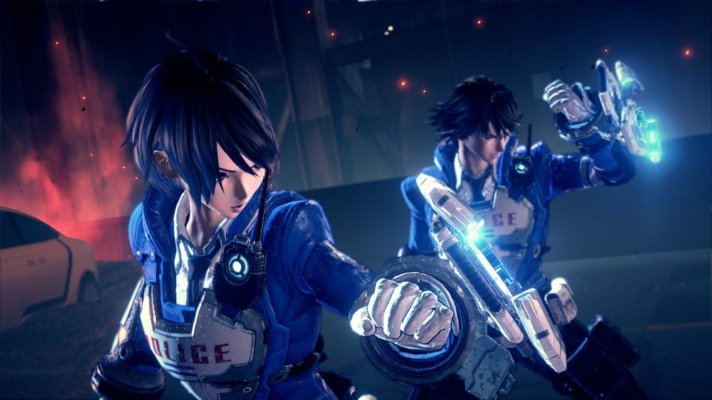 astral chain, file 12