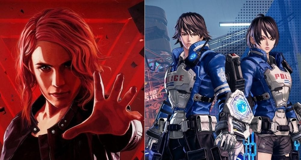 astral chain, control
