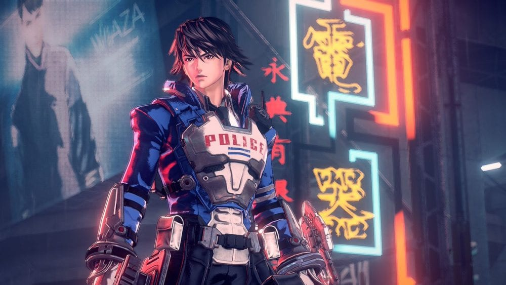 astral chain, heal