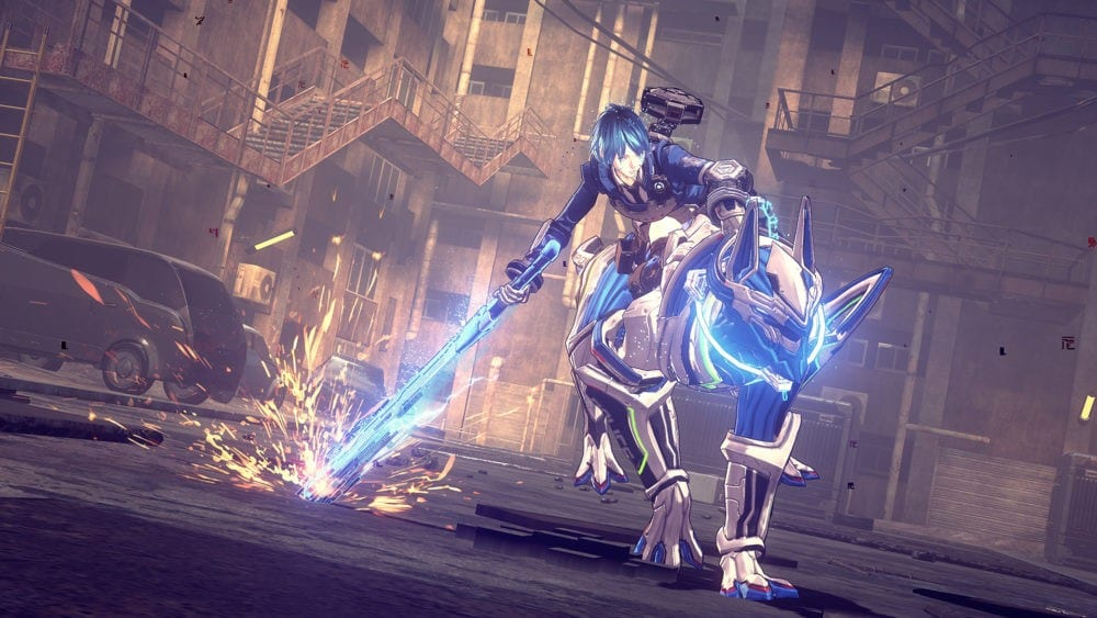 astral chain, open world