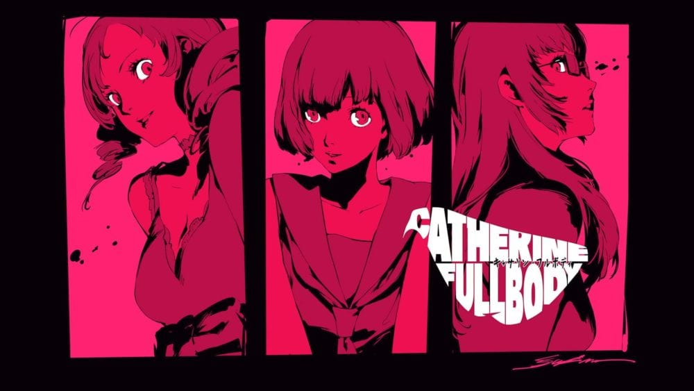 catherine full body, japanese voices