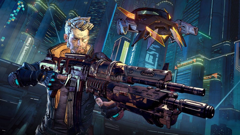 Borderlands 3 Devs Talk About the Game's New Engine, Graphics Outputs, & More