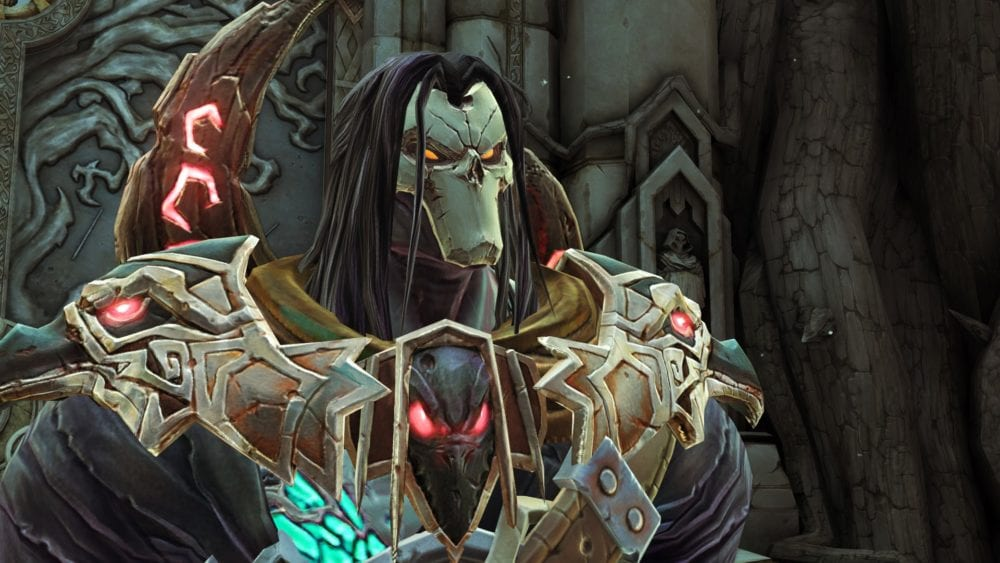 Darksiders II Deathinitive Edition Switch trailer