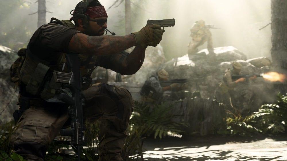 Call of Duty, modern warfare beta