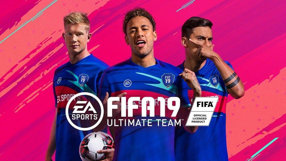FIFA 19, player of the year van dijk sbc