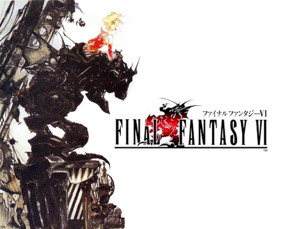 Final Fantasy 6 Remaster