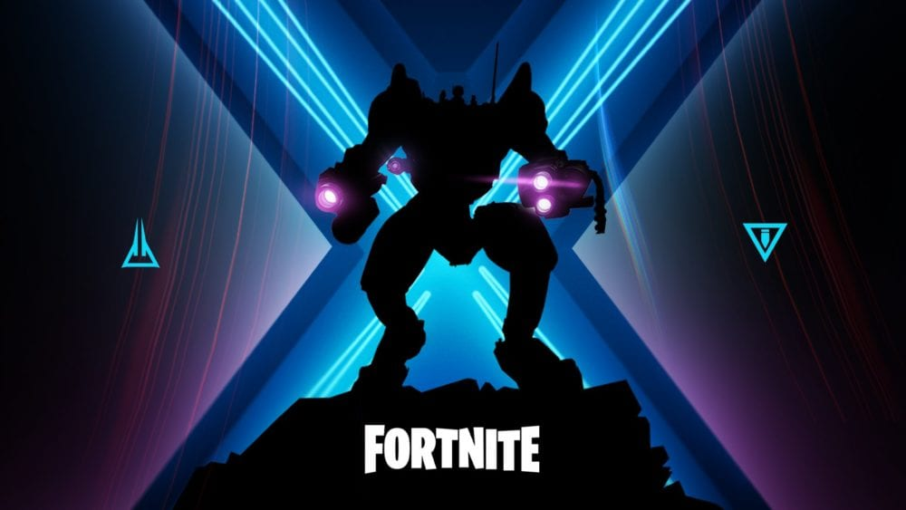 fortnite, brute, mechs