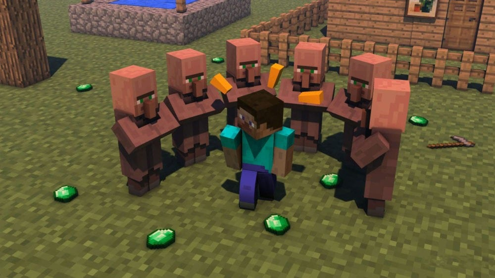how to change villager jobs in minecraft