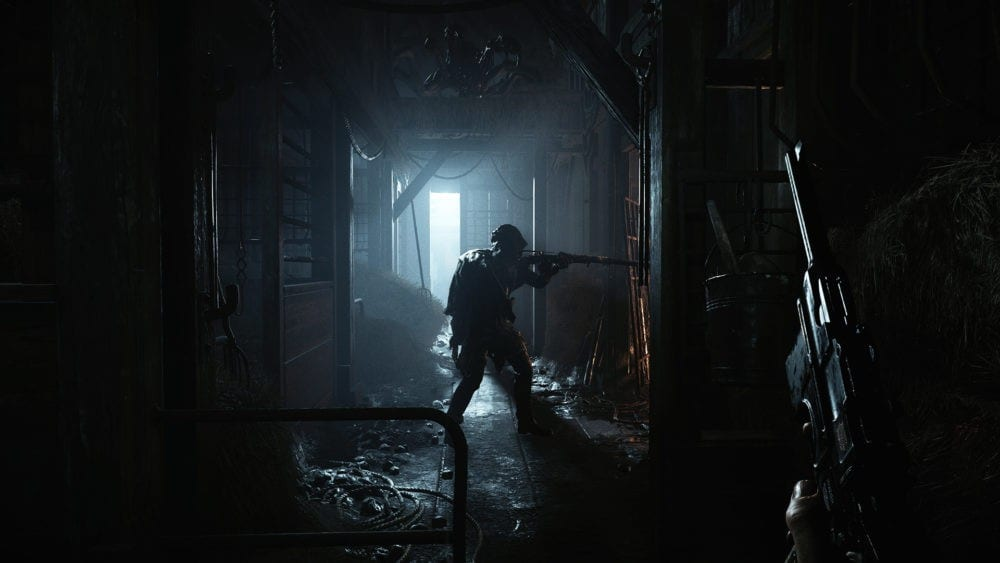 hunt showdown, single player