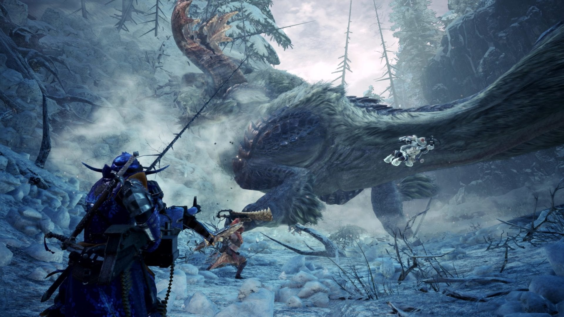 monster hunter world iceborne, view mode