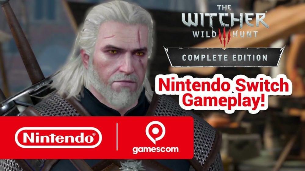 witcher 3, switcher
