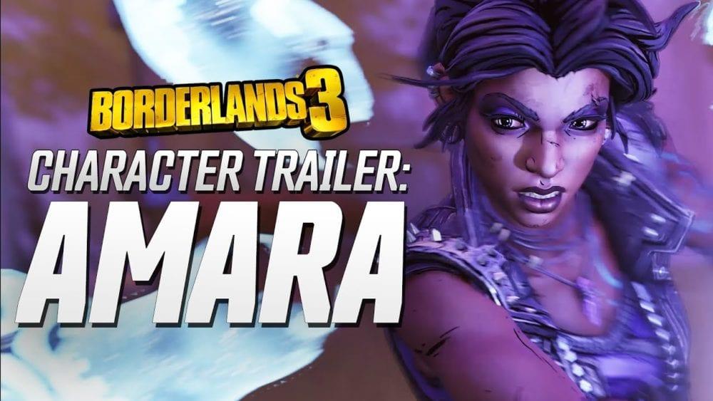 Borderlands 3, Amara