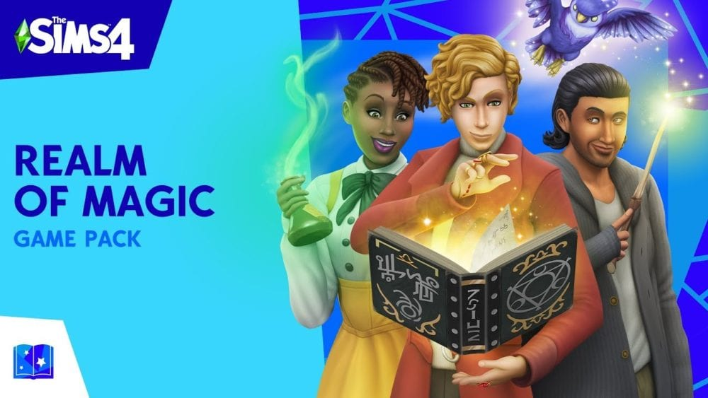 Image result for sims 4 realm of magic
