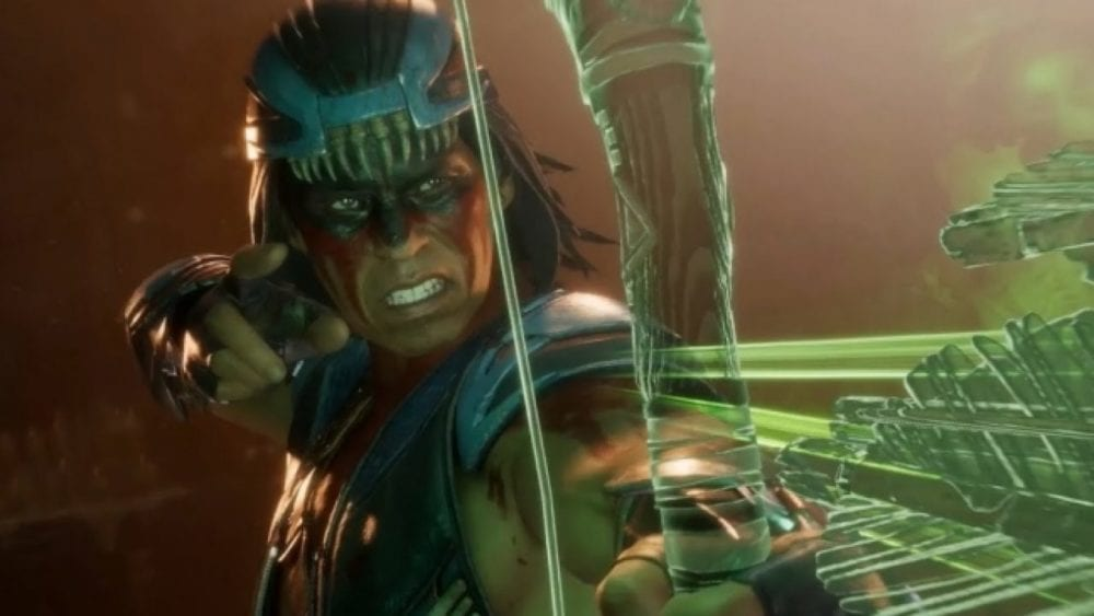 nightwolf, mortal kombat 11, kombat pack